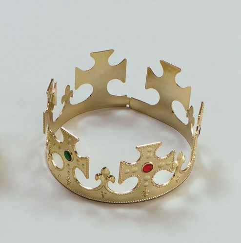 Flat Packed Crown-477