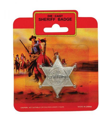 Sheriff Badge-462