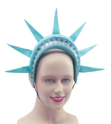 Statue Of Liberty Rubber Headband-504