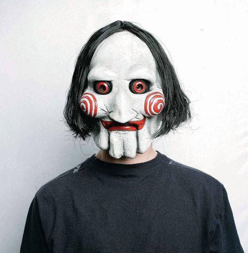 Saw Puppet Mask-543