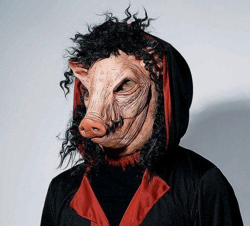 Saw Pig Mask-544