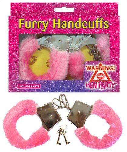 Furry Handcuffs-424