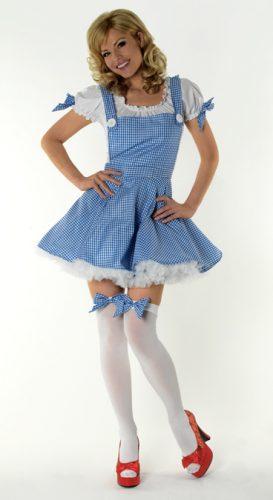 Gingham Dress GW2316-88