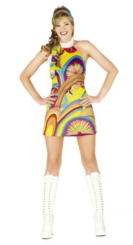 60's Dress GW2360-75