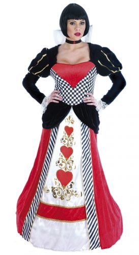 Queen Of Hearts-203