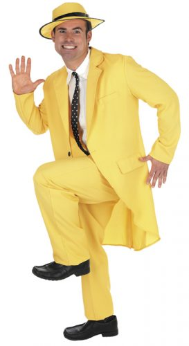 Yellow Suit-0