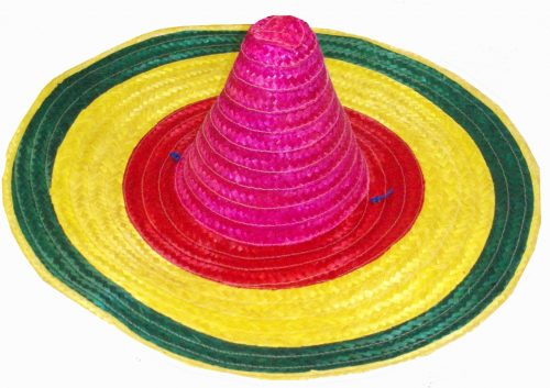 Coloured Sombrero-0