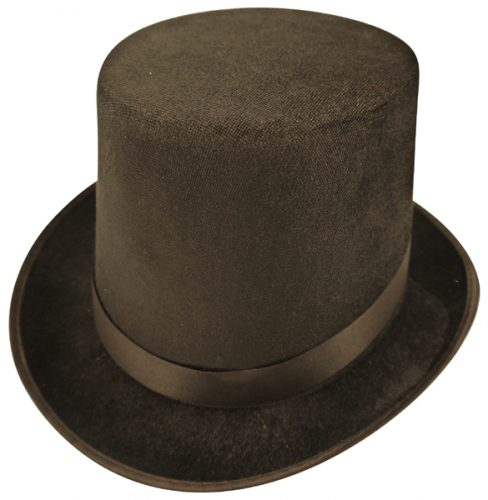 Lincoln Velour Hat-0