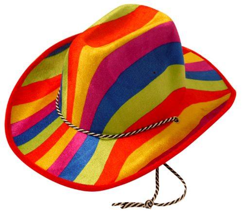Cowboy Rainbow Hat-409