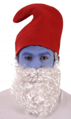 Gnome Hat With Beard-391