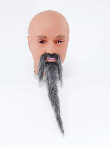 Wizard Wig & Beard Set-586