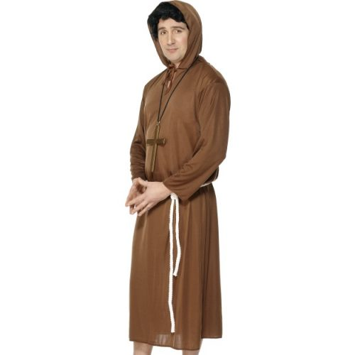 Monk Costume, Adult-0