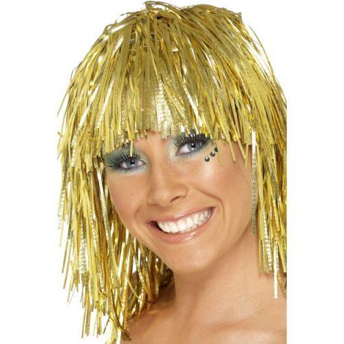 Cyber Tinsel Wig-0
