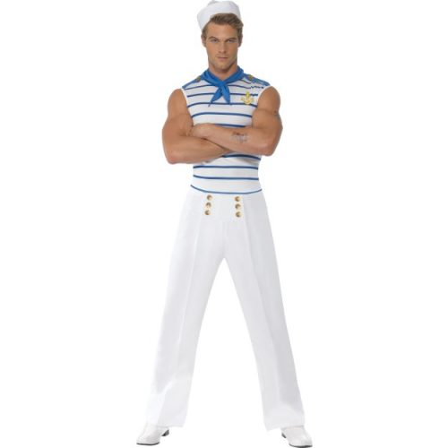 Fever Male French Sailor Costume-0