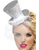 Fever Mini Top Hat on Headband-234056