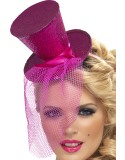 Fever Mini Top Hat on Headband-234062