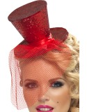 Fever Mini Top Hat on Headband-234116