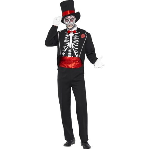 Day of the Dead Costume-0
