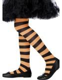 Tights, Orange & Black-235835