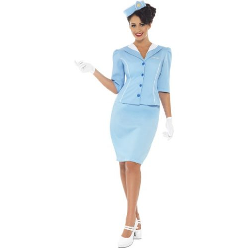 Air Hostess Costume-0