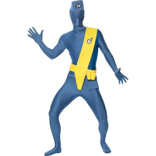 Thunderbirds Second Skin Costume-0