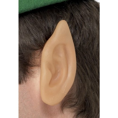 Soft Vinyl Pointed Elf Ears-0