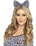 Leopard Bow on Headband-185017