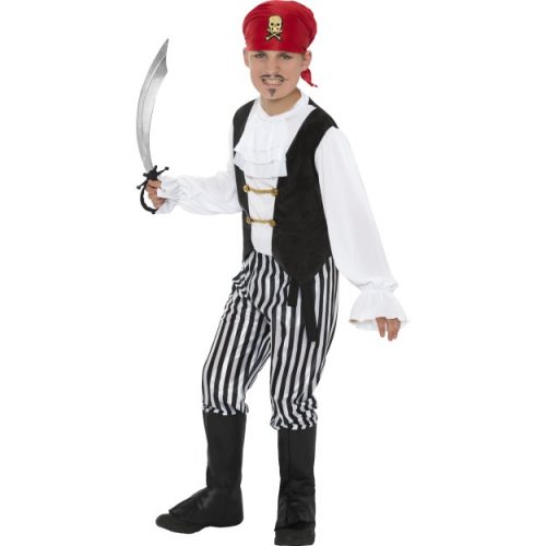 Pirate Costume-0