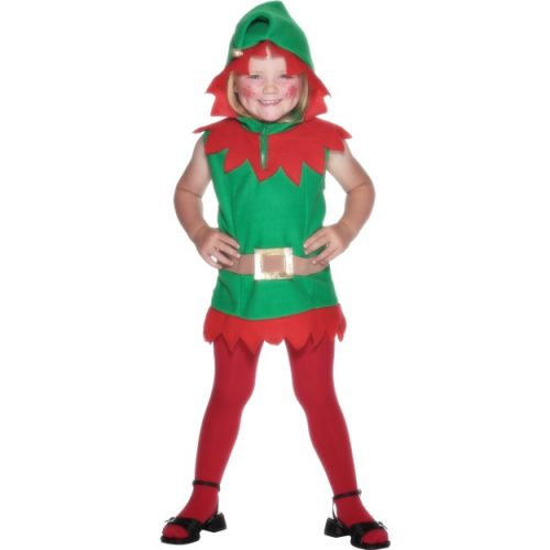 Elf Toddler Costume-0