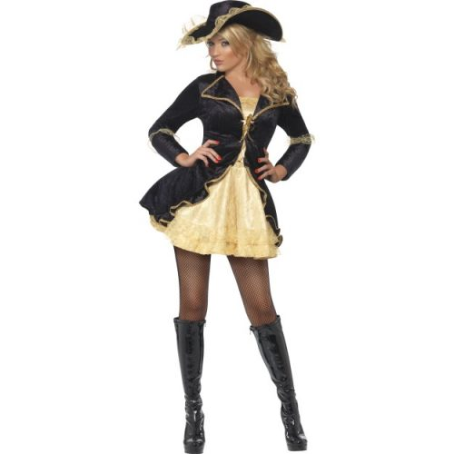 Fever Swashbuckler Costume-0