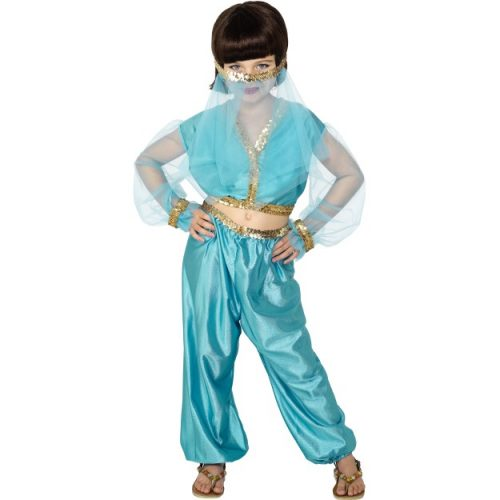 Arabian Princess Costume-0