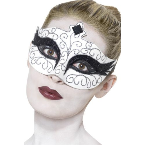 Gothic Swan Eyemask-0