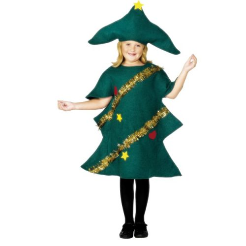 Christmas Tree Costume, Child-0