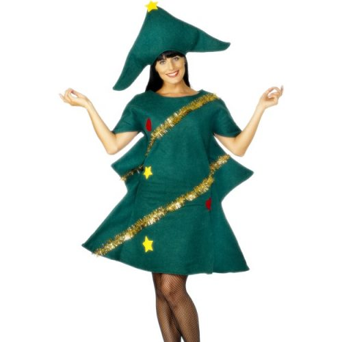 Christmas Tree Costume-0