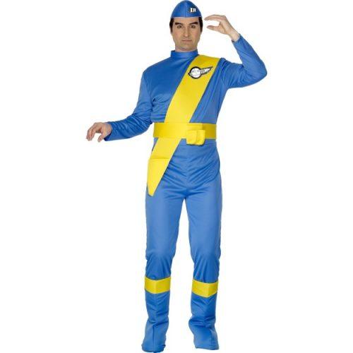 Thunderbirds Virgil Costume-0