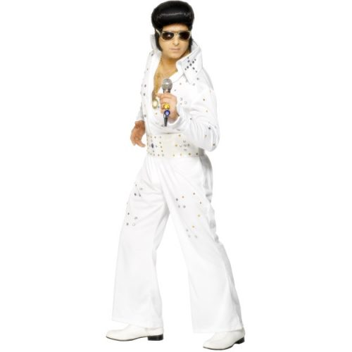 Elvis Costume with Jewels-0