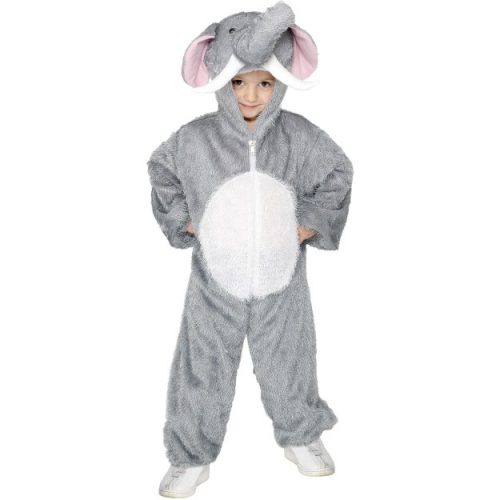Elephant Costume, Medium-0