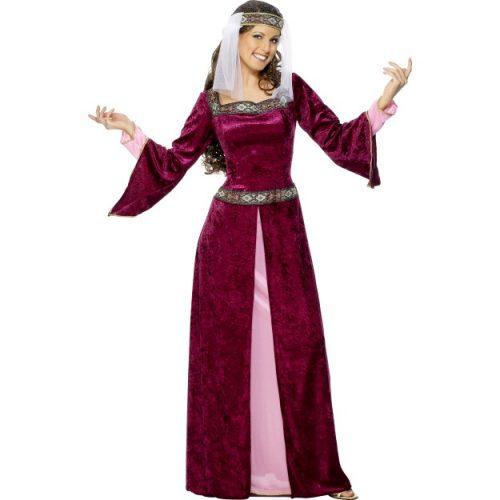 Maid Marion Costume-0