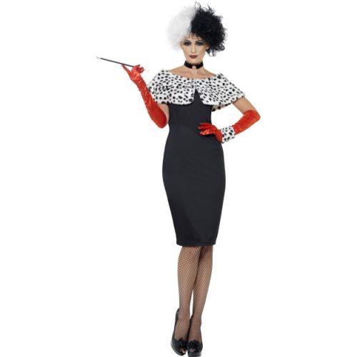 Evil Madame Costume-0