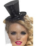 Fever Mini Top Hat on Headband-253699