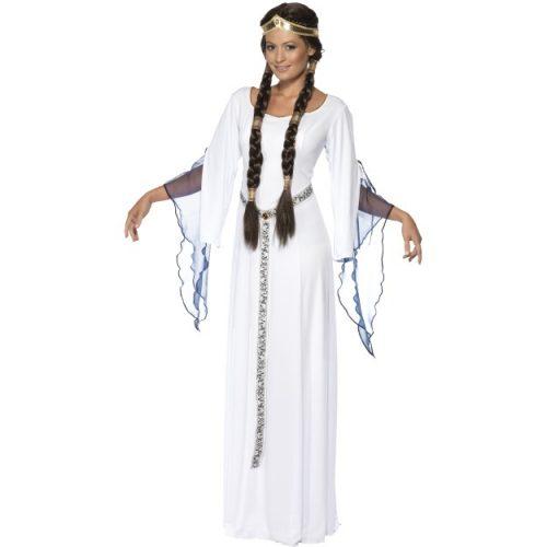 Medieval Maid Costume-0