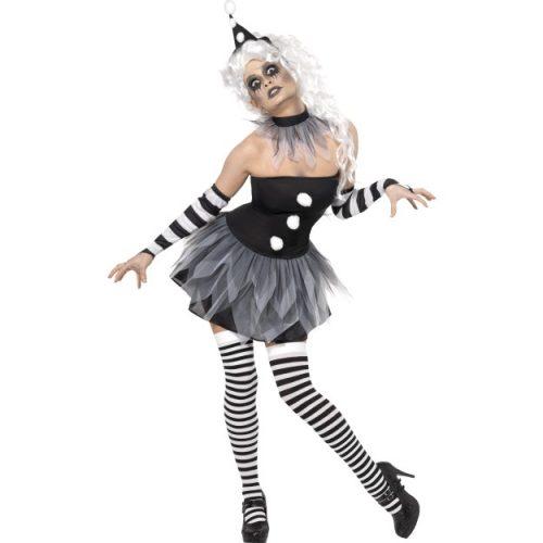 Sinister Pierrot Costume-0