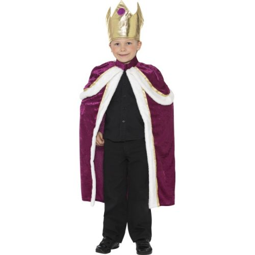 Kiddy King Costume-0