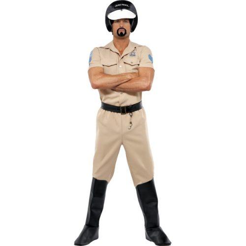 Village People Motorcycle Cop Costume-0