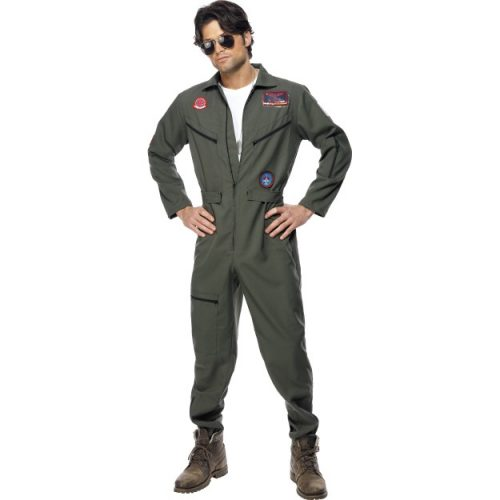 Top Gun Costume-0