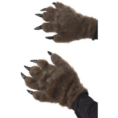 Hairy Monster Hands-0