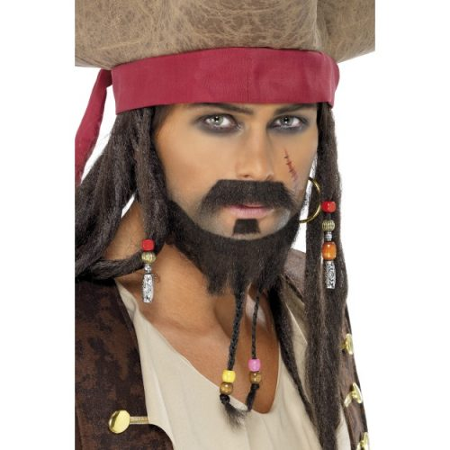 Pirate Beard Set-0