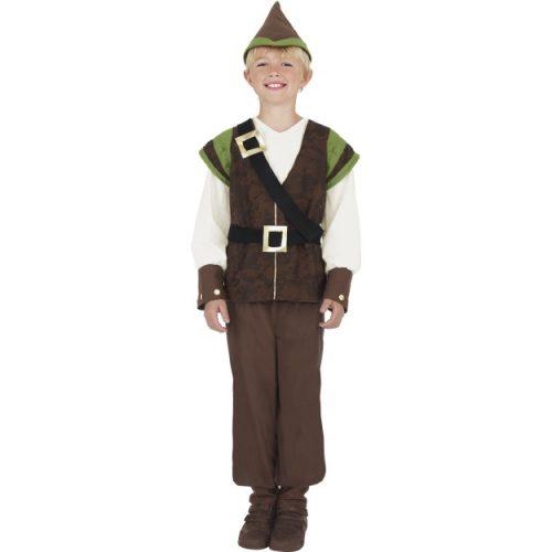 Robin Hood Costume, Boys-0