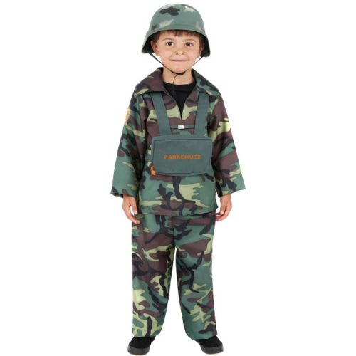 Army Boy Costume-0