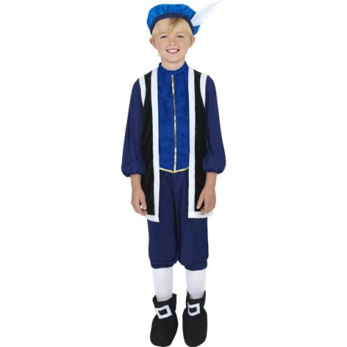 Tudor Boy Costume-0